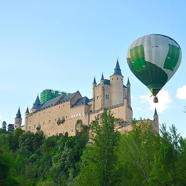 viajar por Segovia