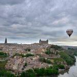Viaje en globo ciudad patrimonio de la humanidad