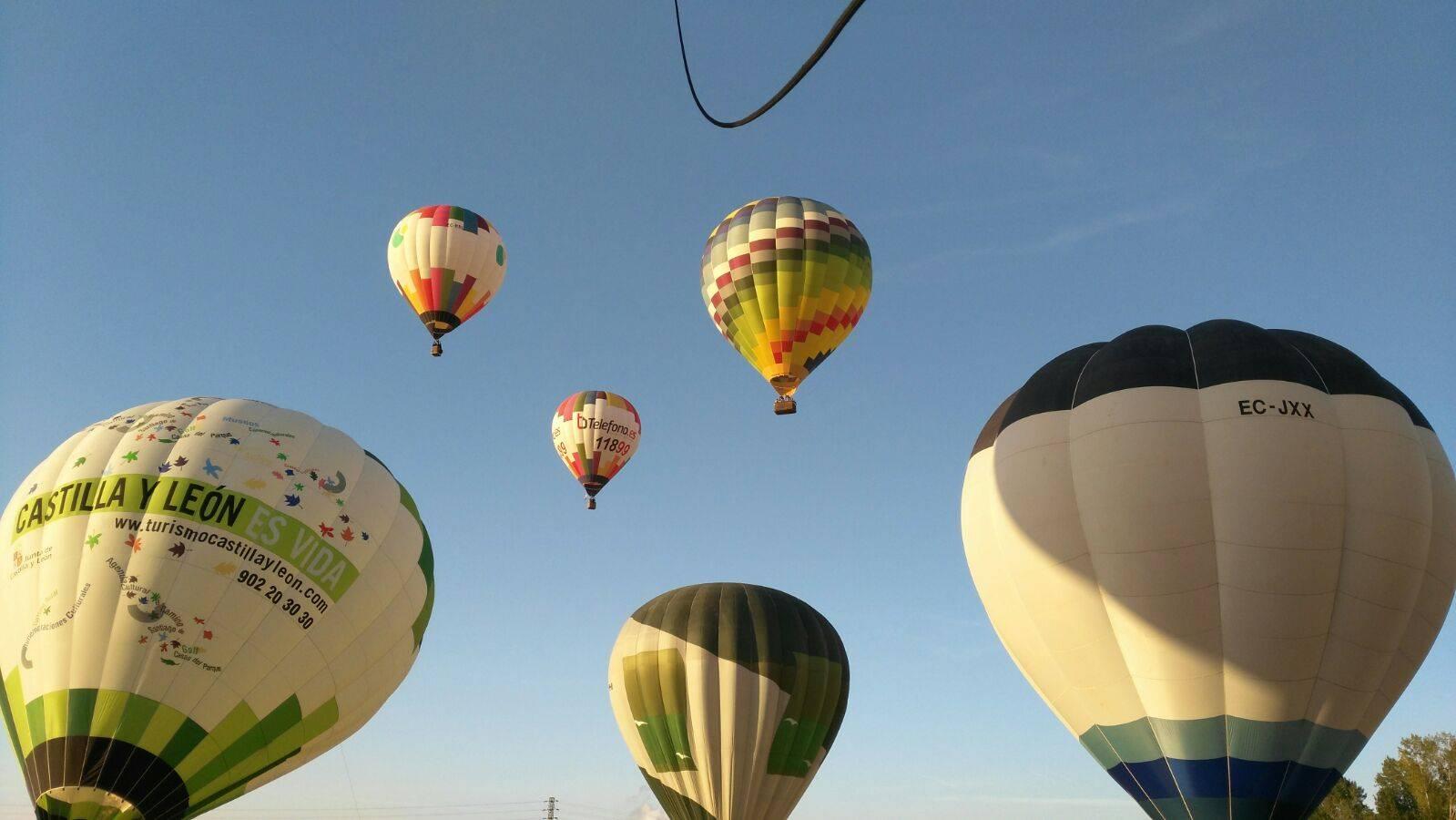 Festivales de globos