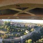Paseo en globo Segovia 07-10-2017