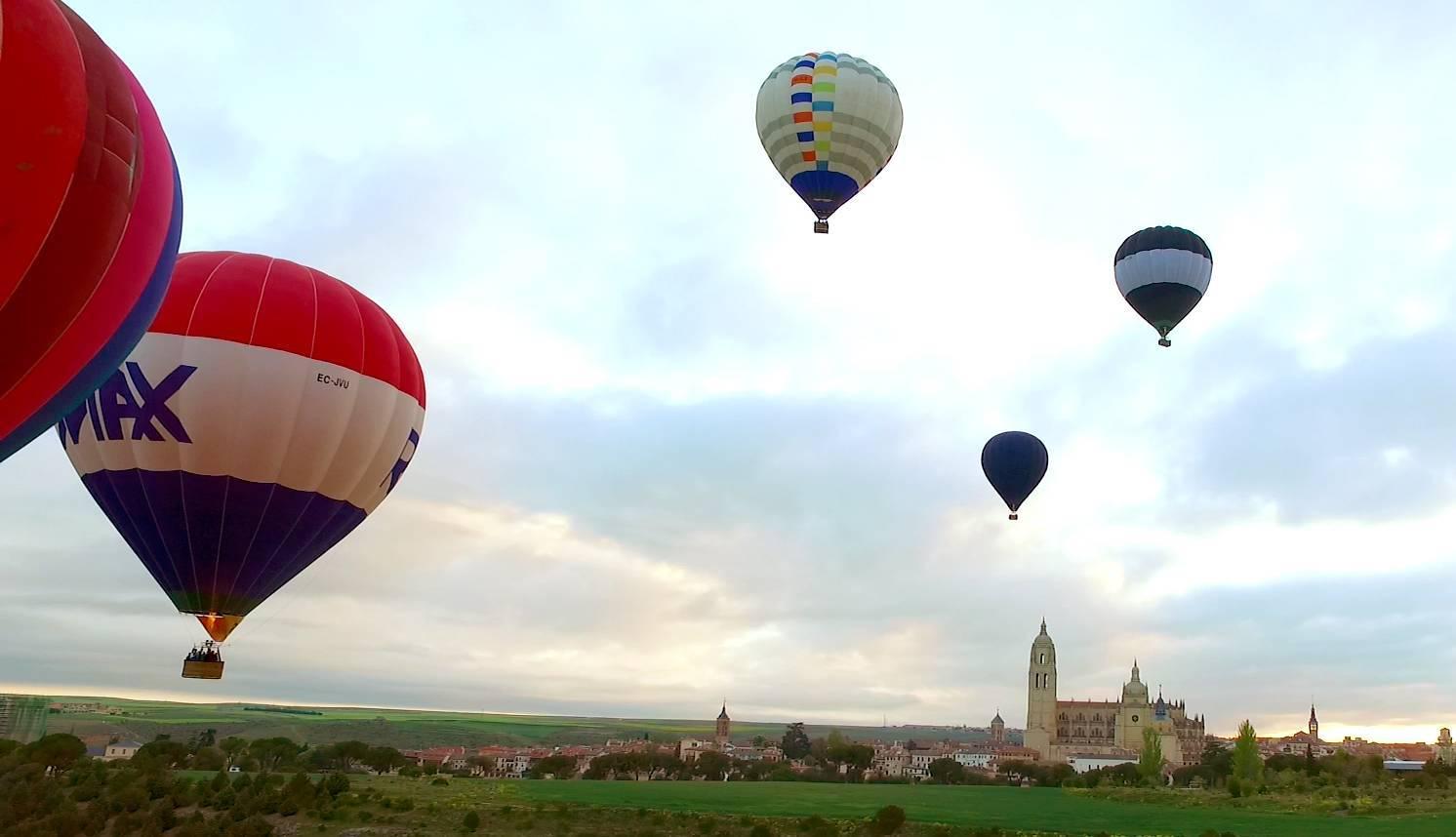 Globos de Segovia