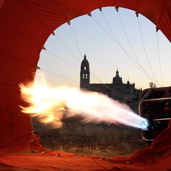 Programa del Primer Festival de Globos de Segovia