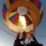 Los vuelos en globo
