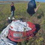 Paseo en globo por Segovia y concurso de saltos sobre vela 08-07-2018