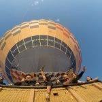 Paseo en globo por Segovia y sus alrededores 07-07-2018