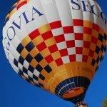 Experiencia en globo en Segovia 8-8-18