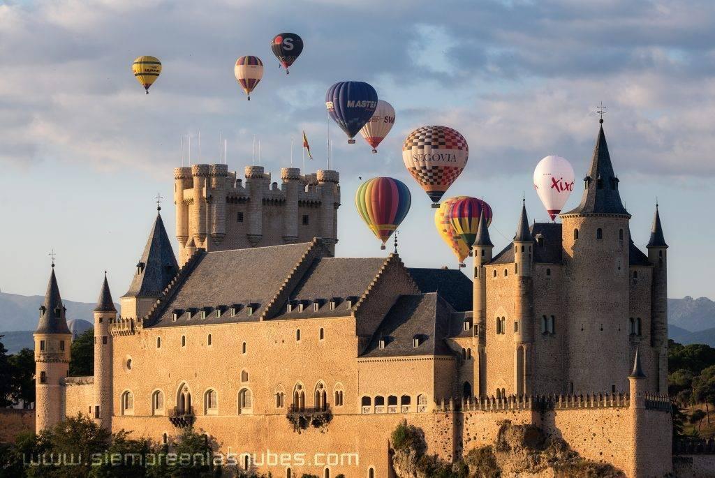 Festival Accesible de Globos de Segovia