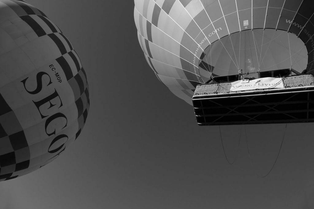 Viajes en globo para empresas