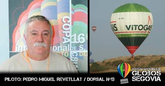 Pedro Miguel Revetllat
