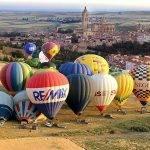 El II Festival Accesible de Globos de Segovia