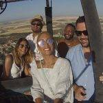 Una excursión en globo por Segovia. 15-07-2019