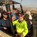 Paseo en globo por Segovia 21-07-2019