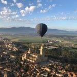 Vuelo en globo en grupo por Segovia 05/10/2019
