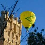 Vuelo en globo por Segovia 27/10/2019