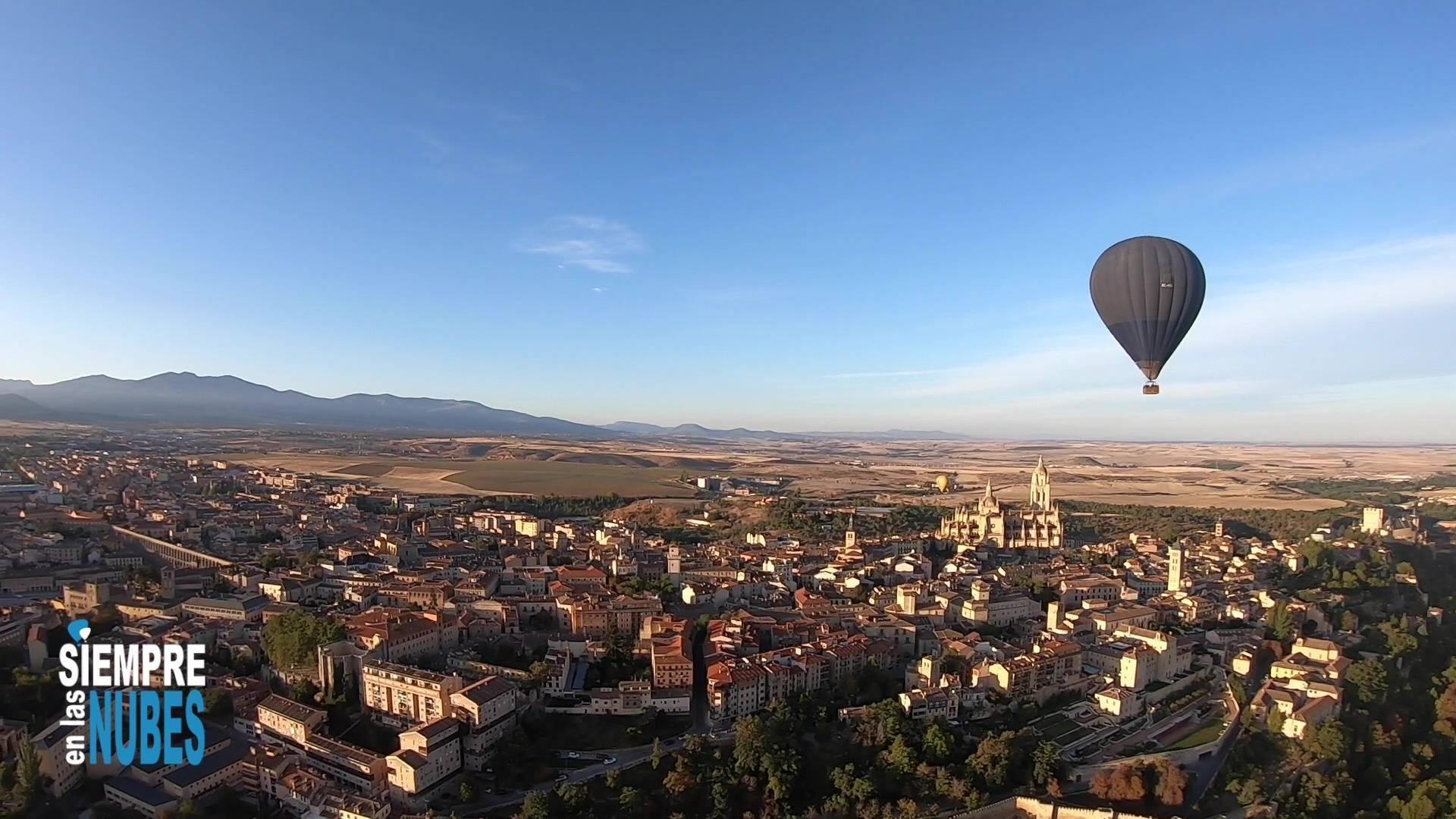 Paseo en globo Segovia 06-10-19