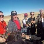 Viaje en globo Segovia 05-10-2019