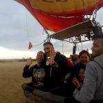Vuelo en globo por Segovia el 01/10/2019