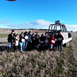 Paseo en globo por Segovia 30/11/2019