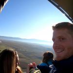Paseo en globo por Segovia el 5 de enero de 2020