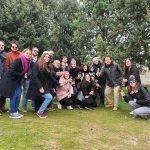 Paseo en globo de la compañía Vasalto en Segovia el 07/02/2020