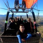 Ruta en globo por Segovia 05/02/2020