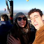 Paseo en globo por Segovia 15/02/2020