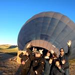 Vuelo en globo por Segovia 22/02/2020