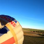 Paseo en globo por Segovia 23/02/2020