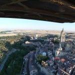 Vuelo en globo Segovia 21-06-2020